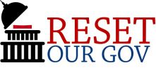Reset Our Gov Logo